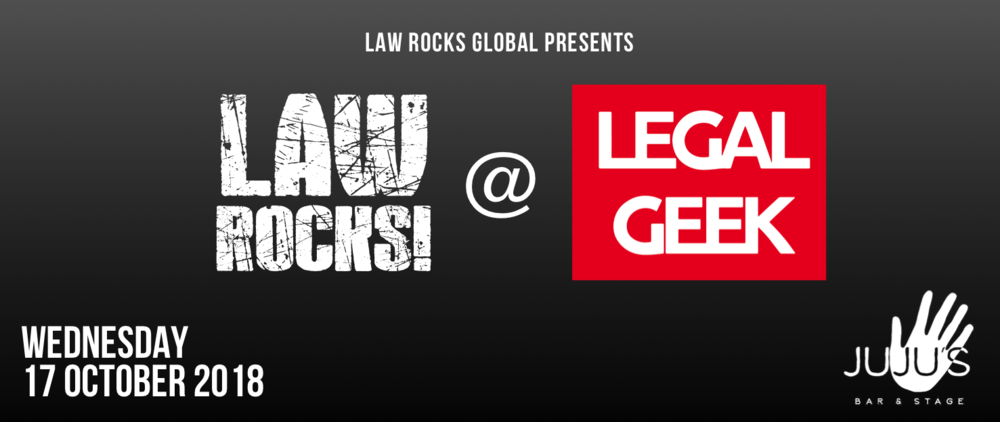 Law Rocks Legal Geek