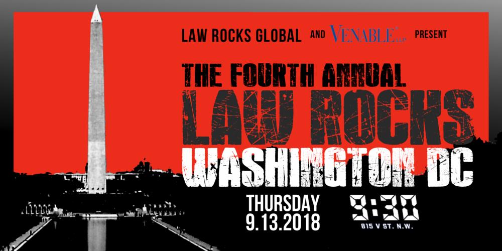 Law Rocks DC