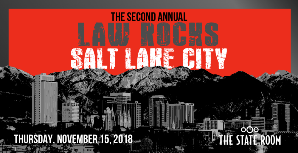 Law Rocks Salt Lake City