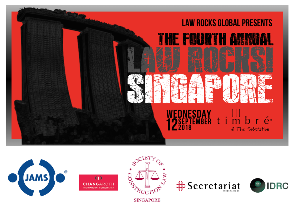 Law Rocks! Singapore