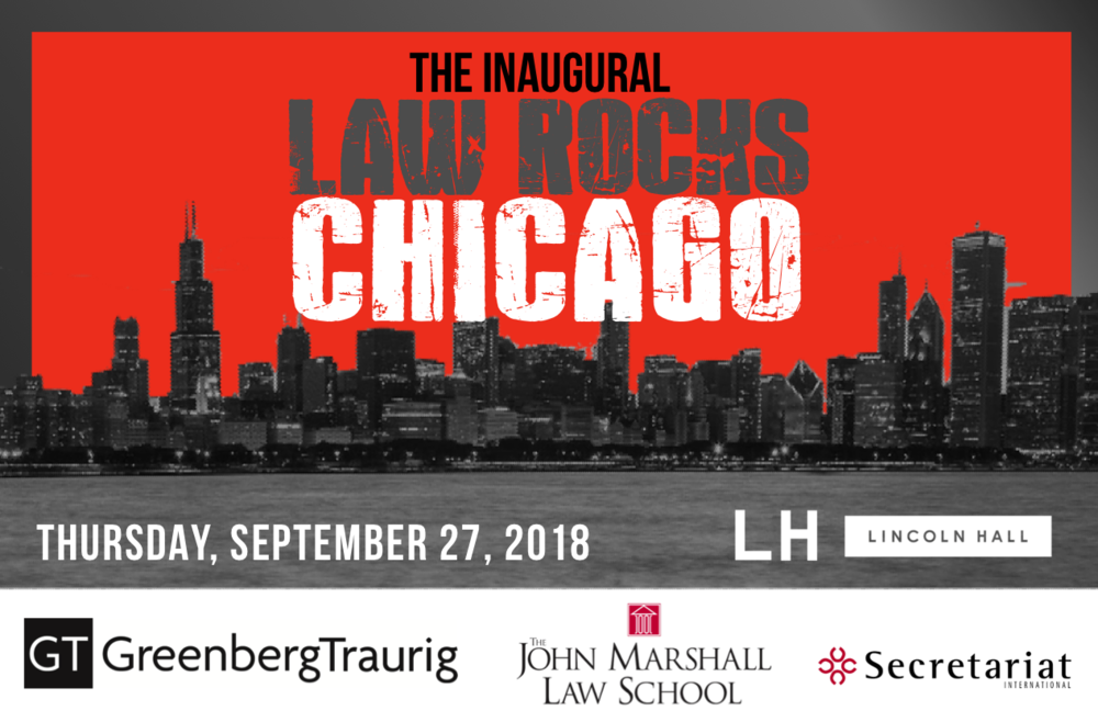 Law Rocks Chicago