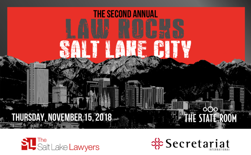 Law Rocks Salt Lake City
