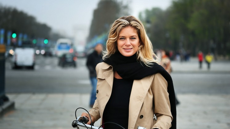 NZ Herald - Rachel Hunter Opens Up About Her Love Life — Rachel Hunter