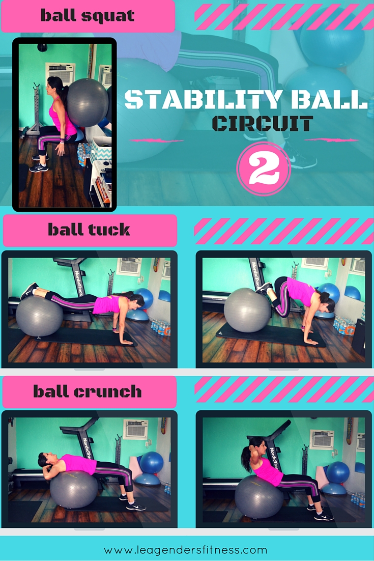 Stability Ball Circuit #2