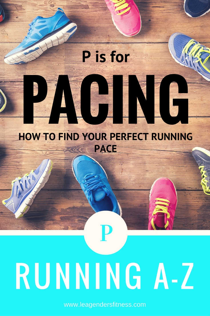 P is for Pacing