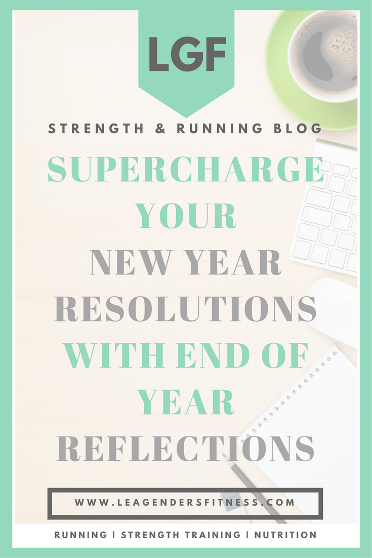 Supercharge Your New Year Resolutions with End of Year Reflections ...