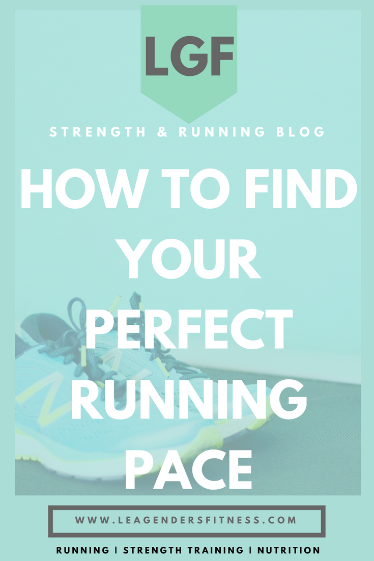 how to find your perfect running pace. save to Pinterest for later.