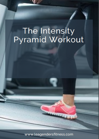 intensity pyramid running workout
