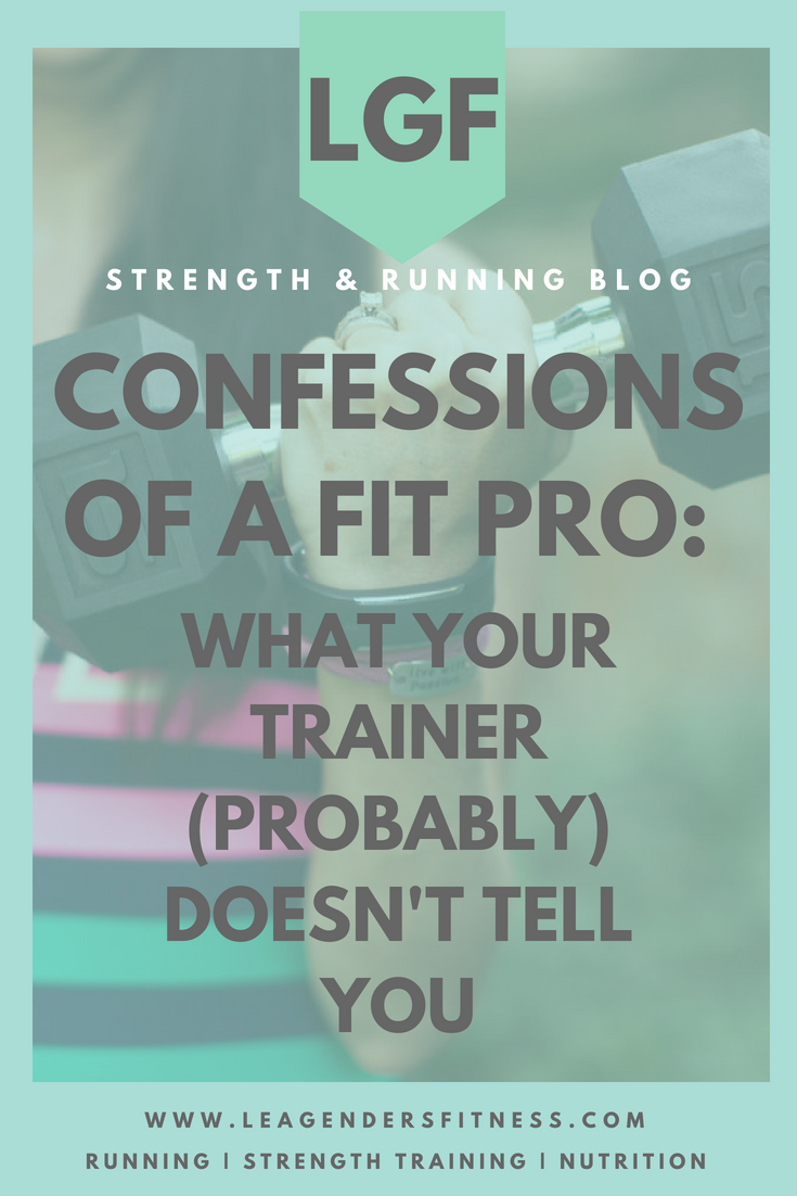 confessions of a fit pro. save to your favorite Pinterest board for later.