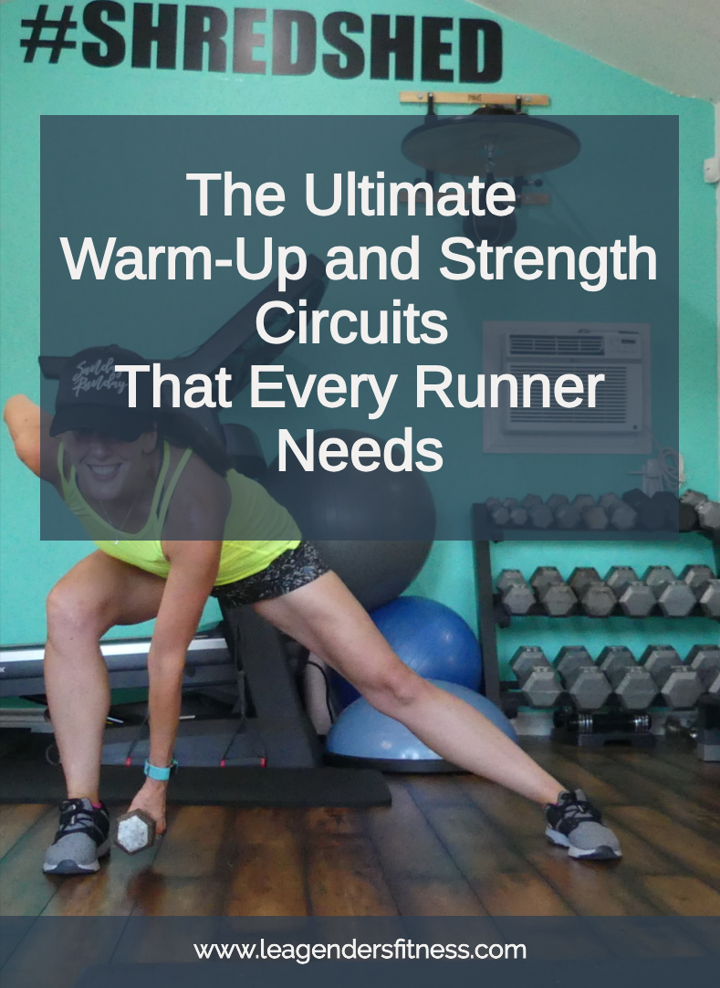 The Ultimate Warm-Up and Strength Circuits That Every Runner Needs.