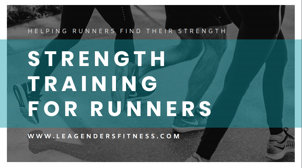 strength training for runners, click through to download.