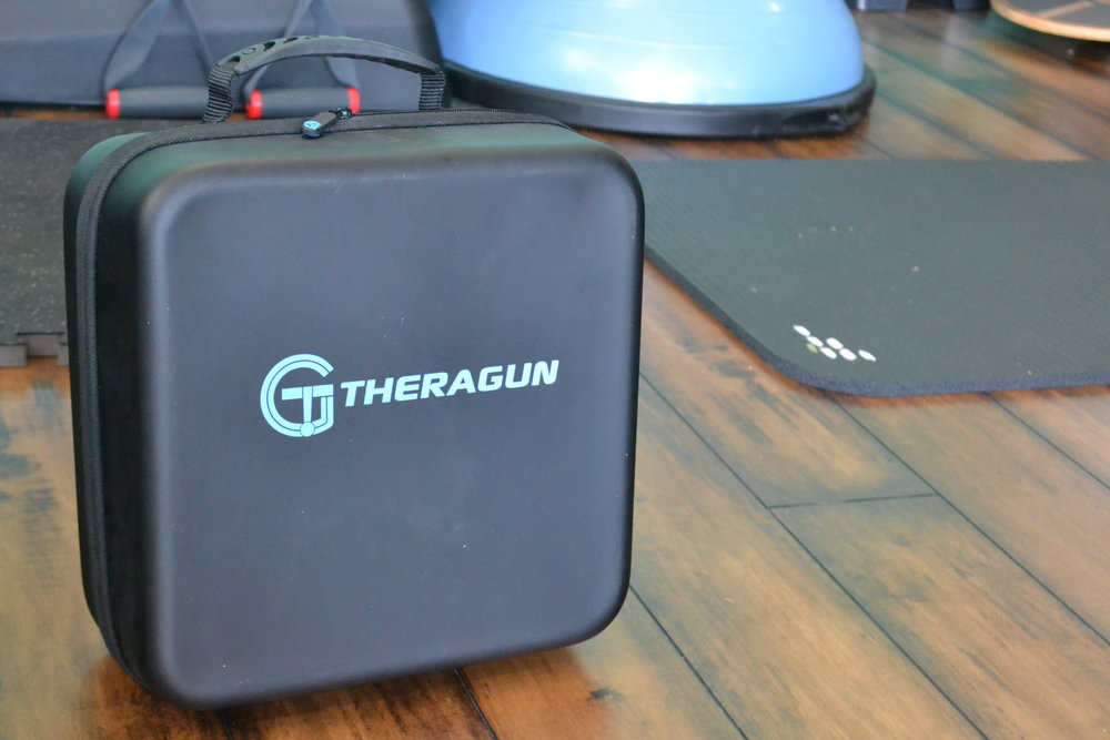 TheraGun Product Review