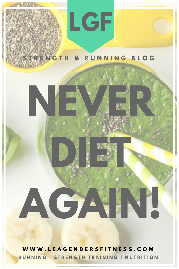 never diet again. save to your favorite Pinterest board for later.