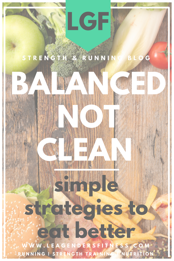 balanced not clean. Save to your favorite Pinterest board for later.