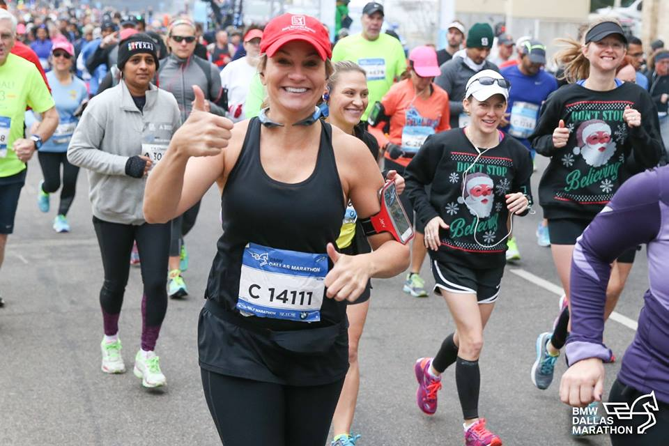 5 Reasons To Run The Dallas Marathon Events That Have Almost Nothing To Do With Running Lea Genders Fitness