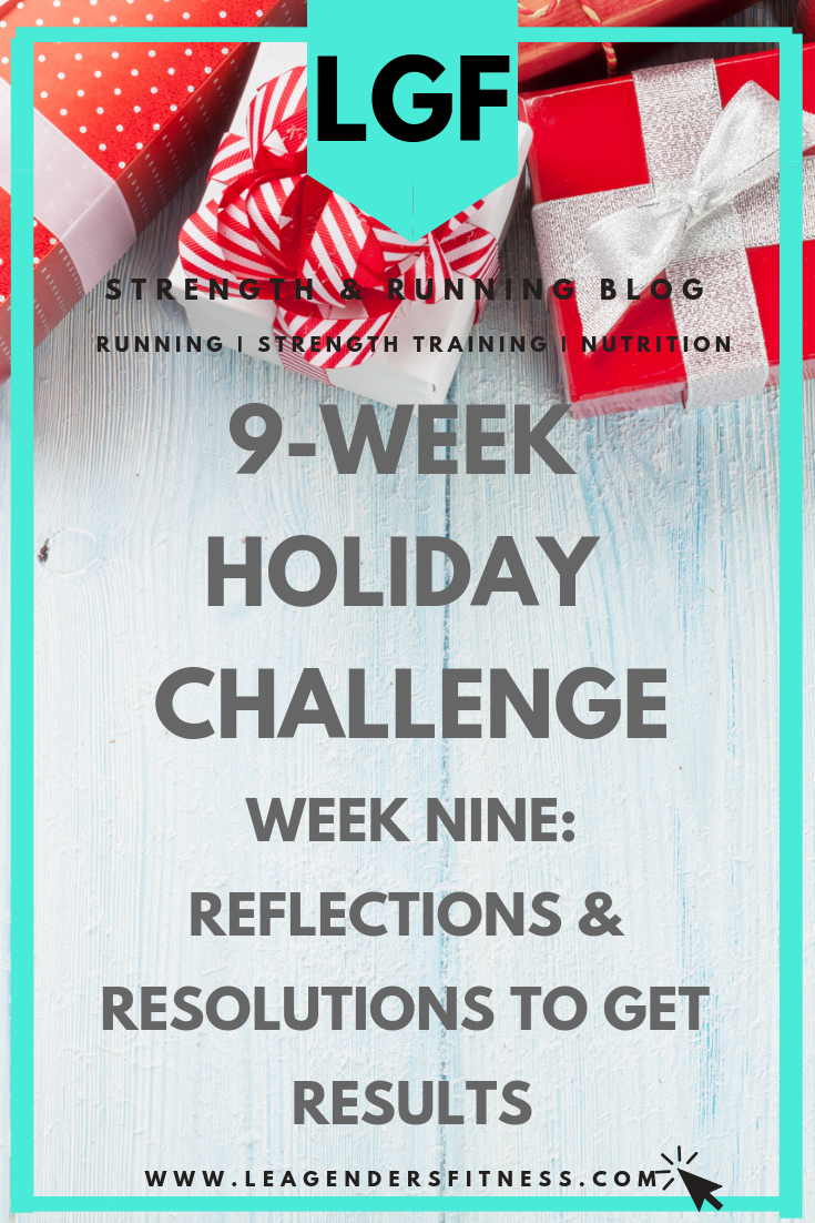 Reflections and Resolutions to get Results. Save to your favorite Pinterest board to read later