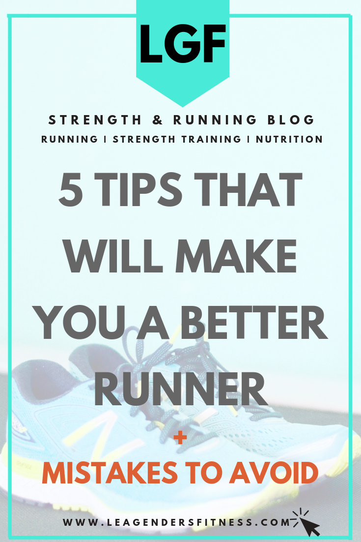 Become a better runner. Save to your favorite Pinterest board for later.