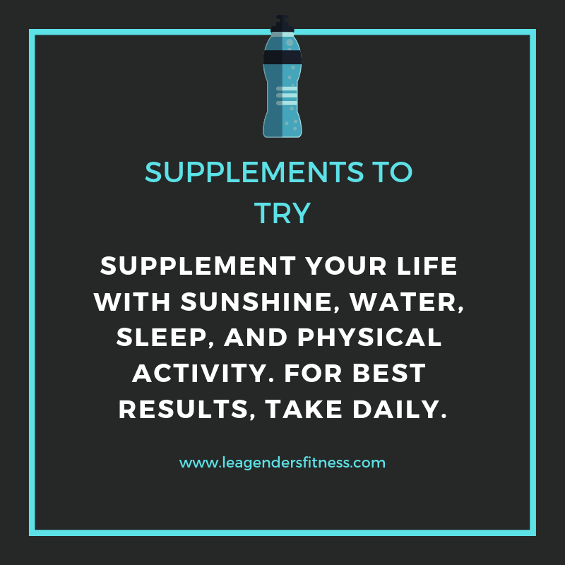 supplements to take daily.