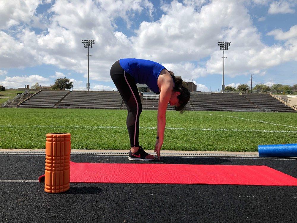 flexion test