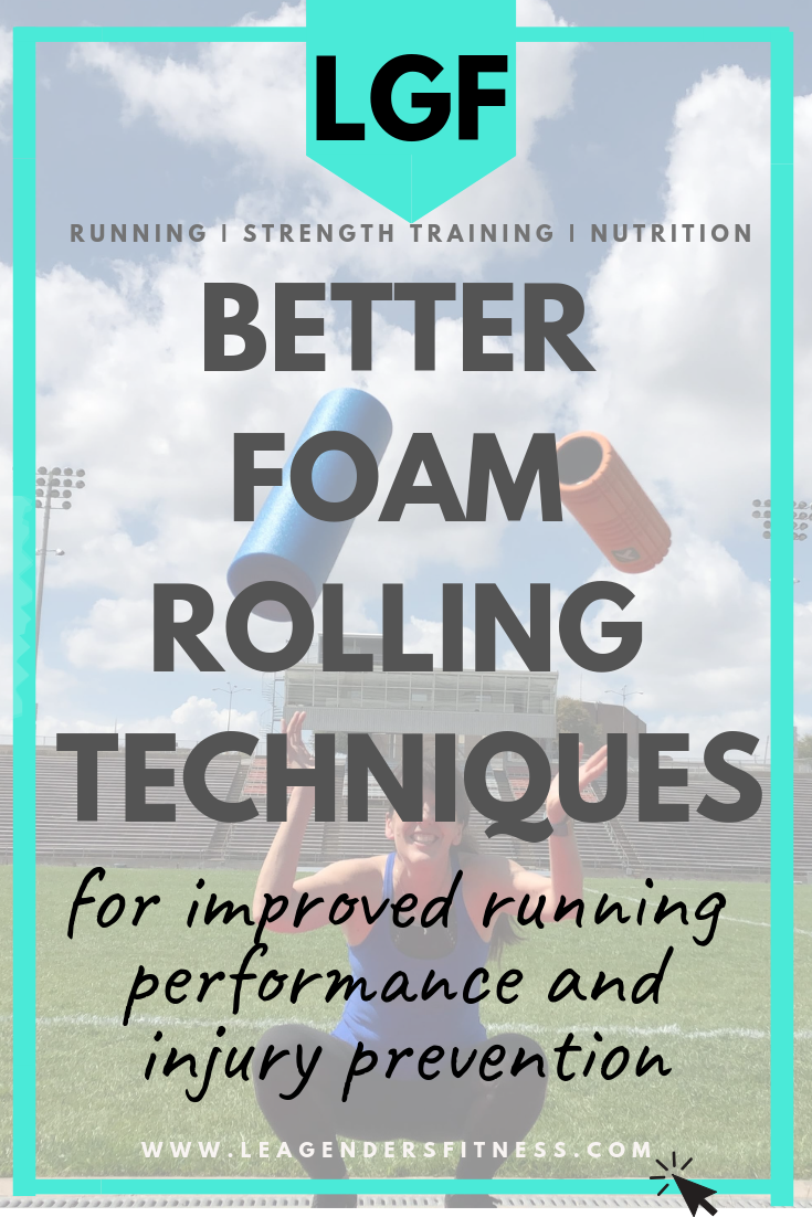 better foam rolling techniques. Save to your favorite Pinterest board for later.