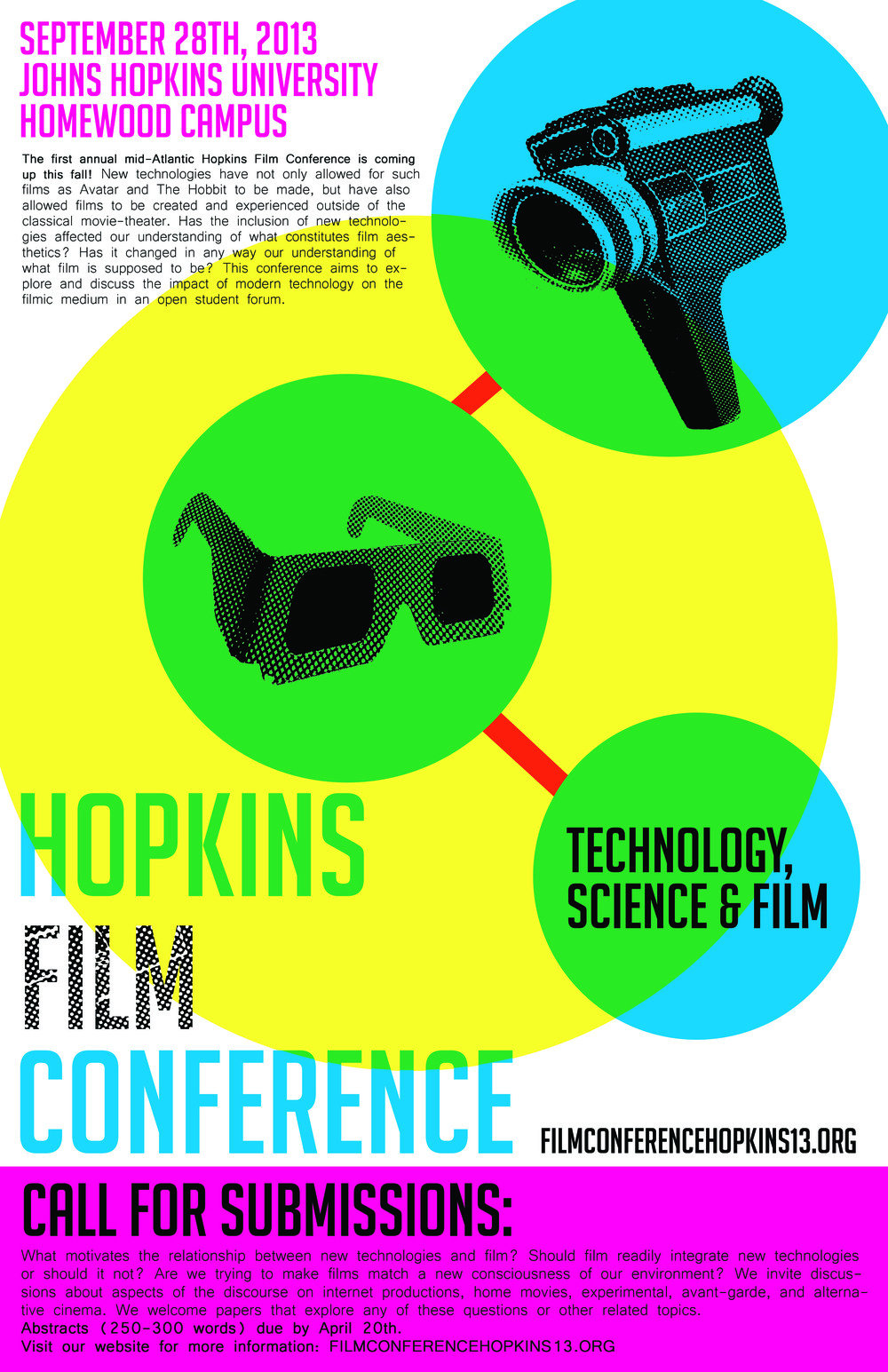 PICTURES: HOPKINS FILM CONFERENCE