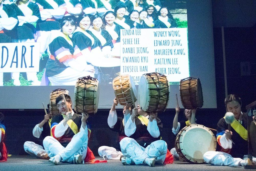 UTDARI SAMULNORI (웃다리 사물놀이) - EGO's Most Popular and Most Performed Piece