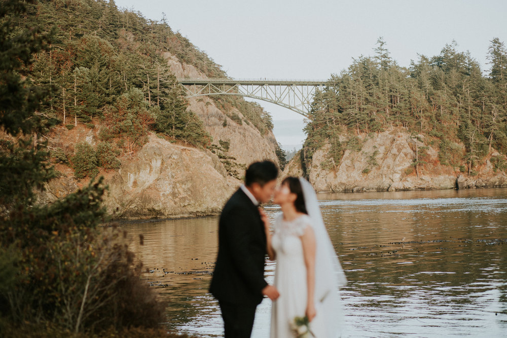 wedding photographer deception pass