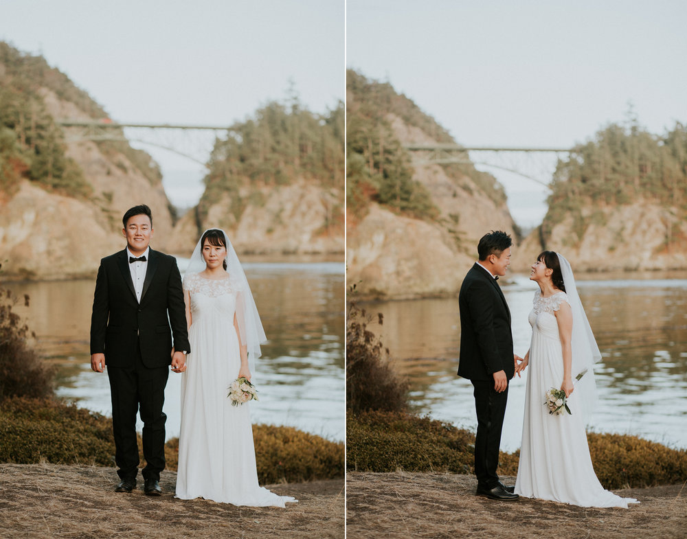 engagement photographer deception pass