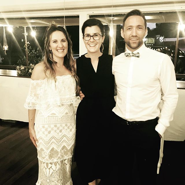 Have loved every minute working with this amazing couple! Wishing you nothing but happiness 😘 #clients #weddingplanner #weddingcoordinator #wedding #happiness #elleandsea #byronbaywedding #goldcoastwedding