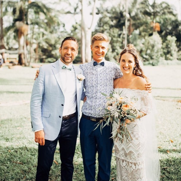 It was a pleasure to work with @bc_celebrant on Amelia and Wills wedding at the Bangalow Weir in December #weddingplanning #weddingplanner #weddingceremony #wedding #goldcoastweddingplanner #bangalowwedding #weddingcoordinator #eventmanagement #elleandsea