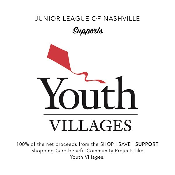 @youthvillages is dedicated to helping children and families live successfully. They believe a stable family and strong support system can help any child succeed. 👉🏻 Link in the Bio if you want to apply to be a #jlnshopsavesupport merchant to support causes like Youth Villages #myjln #juniorleague #community #shoplocal