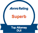 Avvo Superb DWI Attorney