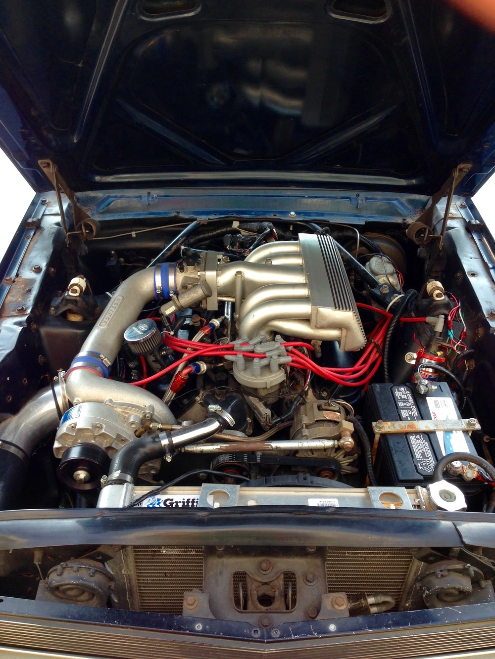 Mikes 66 Engine