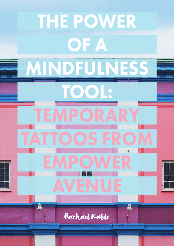 The Power of a Mindfulness Tool