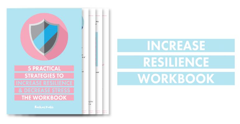 RESILIENCE WORKBOOK