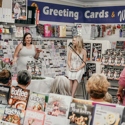 Rachael Kable The Mindful Kind Book Launch