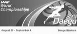 IAAF World Championships 2011 Daegu