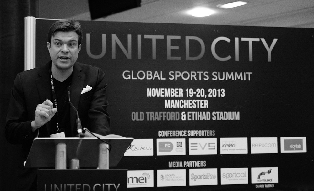 United City Global Sports Summit 2013