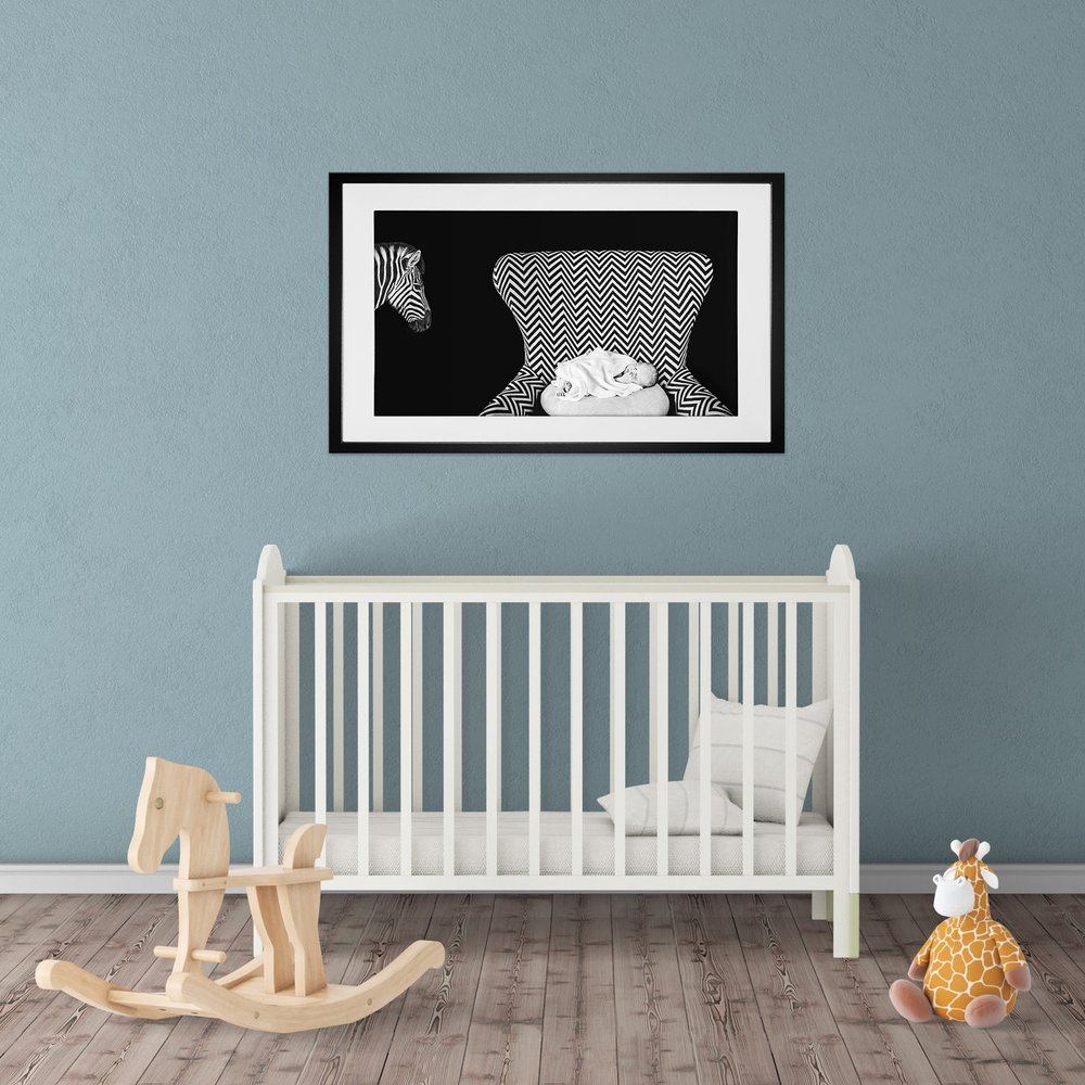 "Framed Fine Art Wall Print - 30x40"""