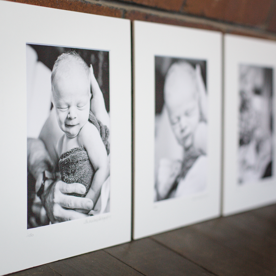 (Pictured) Matted Prints - 5x7"