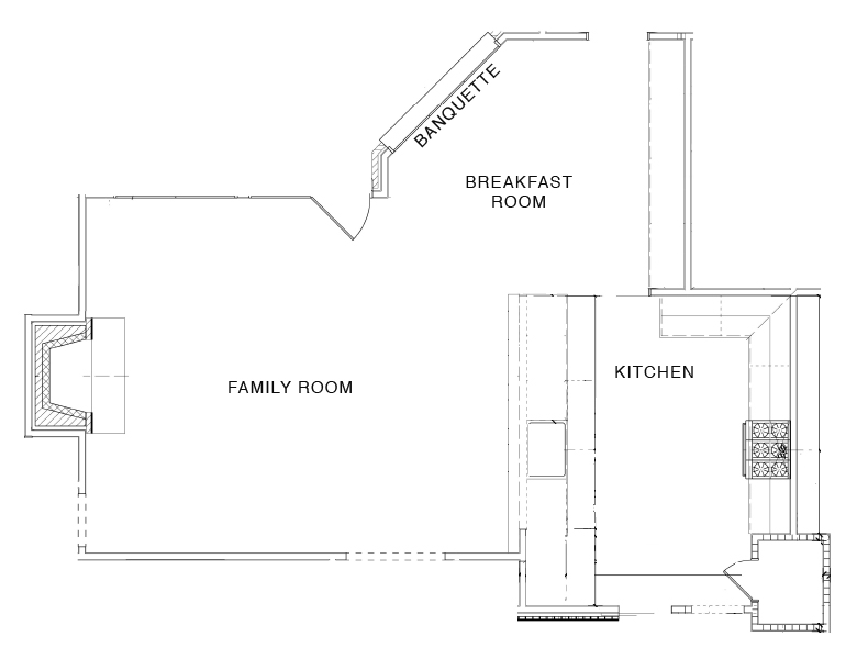ranch renovation floor plan