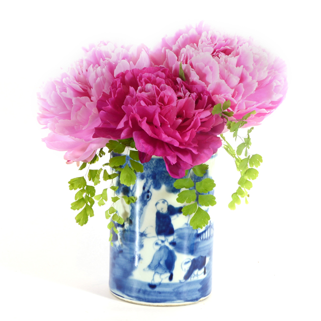 small figure vase with peonies.jpg