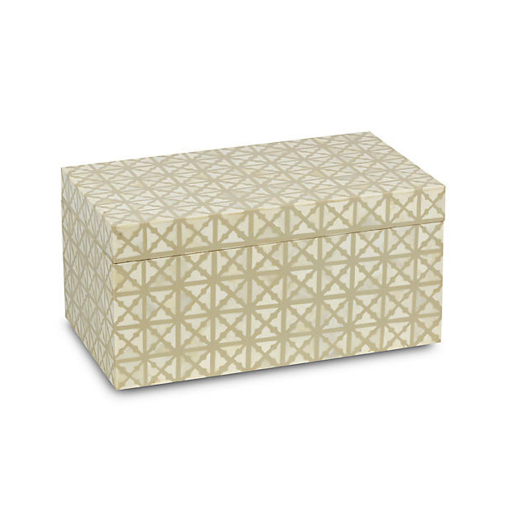 bunny williams decorative ivory diamond pattern box.jpg