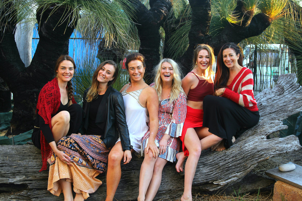 Life Tantra Support Crew Sisterhood