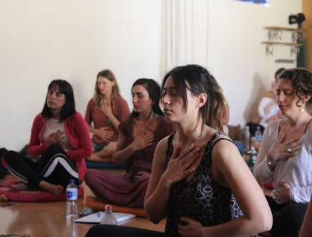Song of Tantra One Day Intro Immersion 2016