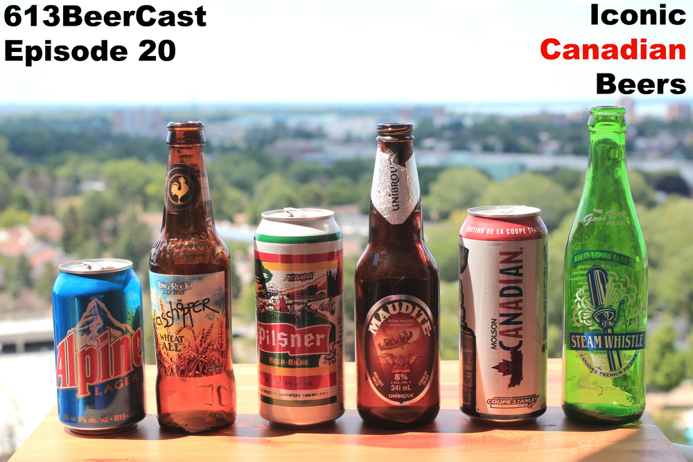 Celebrating Canadian beer history - we have a lot of it!