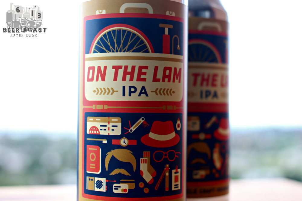 On the Lam from Bicycle Craft Brewery