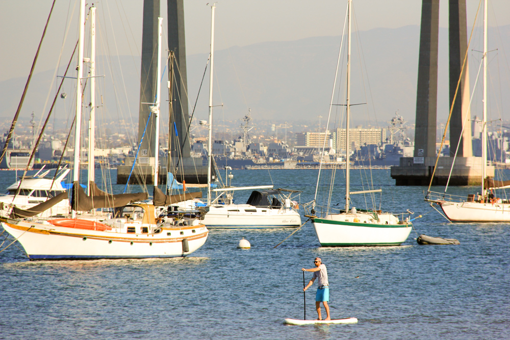 Sailboats, sun and fun!