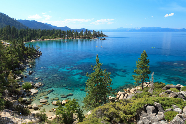 Lake Tahoe Paddle Board Rental