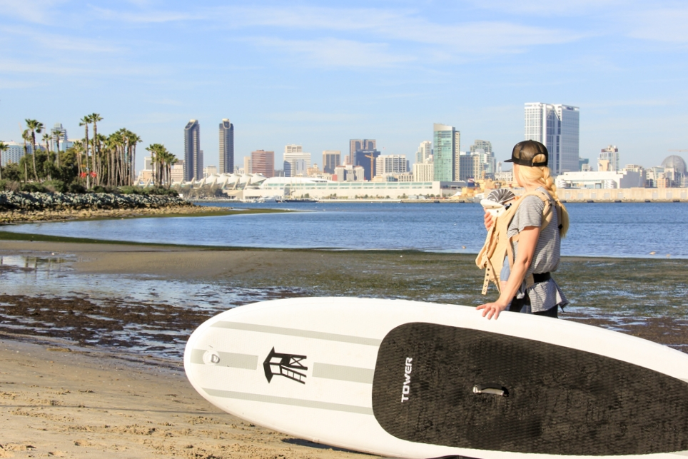 San Diego Paddle board